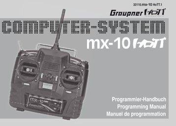 notice - Graupner