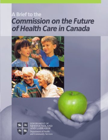 Commission on the Future of Health Care in Canada