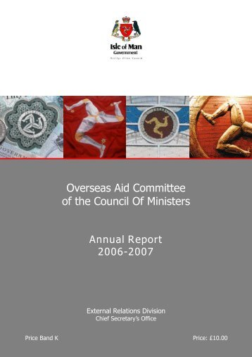 Annual Report 2006 - Isle of Man Government