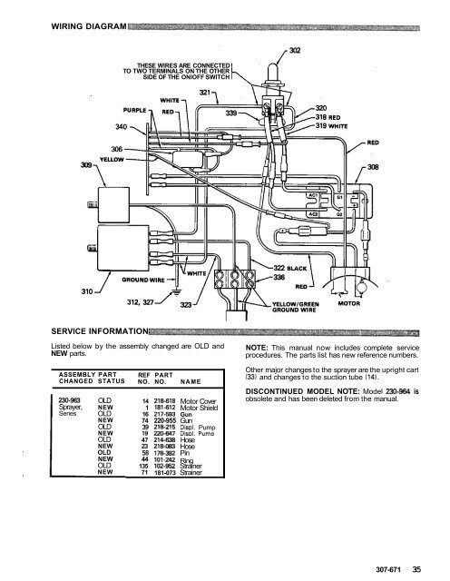 WIRING DIAGRAM THESE WIRE on