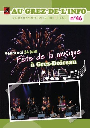 Juin 2011 - Grez-Doiceau