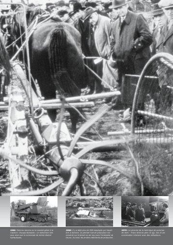 1966 : Grimme domine sur le marché grâce à la machine «Europa ...