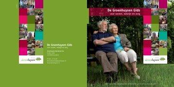 De Groenhuysen Gids - Stichting Groenhuysen