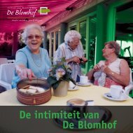 Download de brochure De Blomhof.