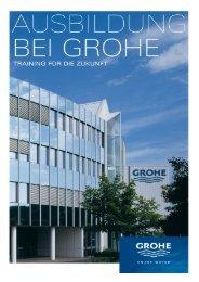 Azubi Flyer 2011_Stand 2011-07-06 - Grohe Deutschland Vertriebs ...