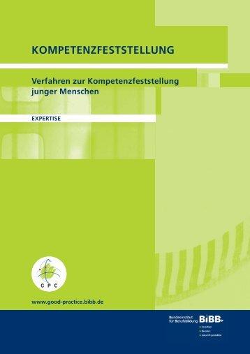KOMPETENZFESTSTELLUNG - Good Practice Center