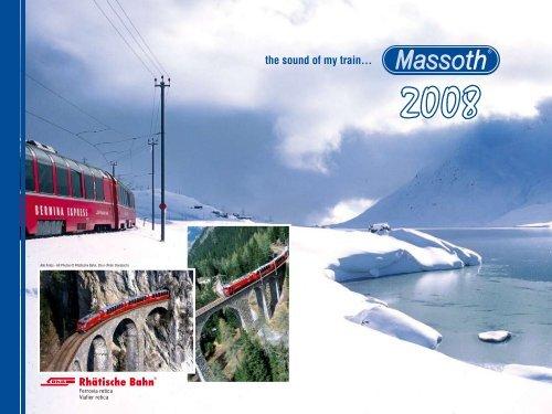 Massoth 2008 - Massoth Elektronik GmbH