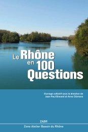 La qualité de l'eau du Rhône - Graie