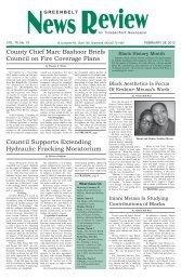 February 28 - Greenbelt News Review