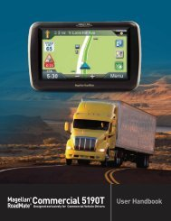 Commercial 5190T Magellan RoadMate - GPS Central