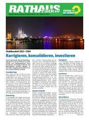 Download im pdf-Format - Bündnis 90/Die Grünen Kreisverband Köln