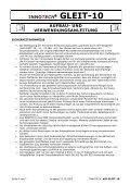 ® GLEIT-10 - Seite 4