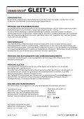 ® GLEIT-10 - Seite 5