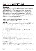 ® GLEIT-10 - Seite 6
