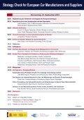 XI. Deutsch-Spanischer Automobilkongress - Ecm European ... - Seite 2