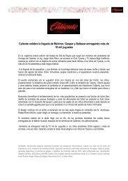 Caliente celebra en grande el dia de reyes - Grupo Caliente