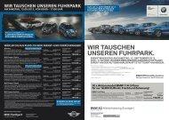 Zum Angebotsflyer. (PDF, 3839k) - BMW Niederlassung Stuttgart