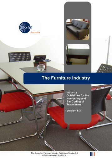 The Furniture Industry - GS1 Australia