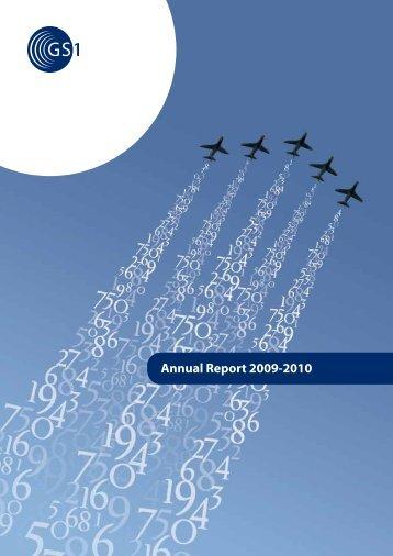 Annual Report 2009-2010 - GS1