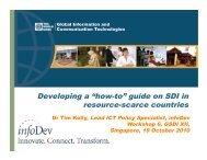 slides - Global Spatial Data Infrastructure Association