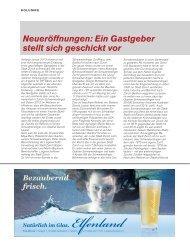 Gastkolumnist Kurt Waldvogel zur Frage des Marketings bei Gastro ...