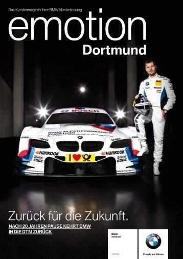 Emotion - BMW Niederlassung Stuttgart