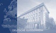 deutsche guggenheim - Guggenheim Museum
