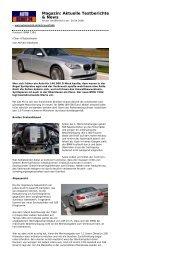 Autoscout24 - Kurztest: BMW... - BMW Niederlassung Stuttgart