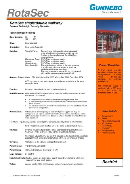Kundberttelser - kontanthantering i detaljhandeln | Gunnebo