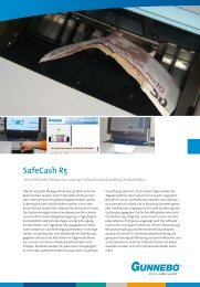 SafeCash R5 - Gunnebo