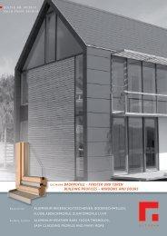 Katalog Bauprofile - Gutmann AG