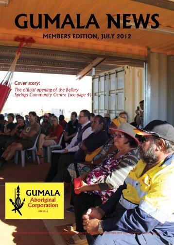 Gumala News - July 2012