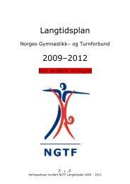 høringsutkastet - Norges gymnastikk og turnforbund
