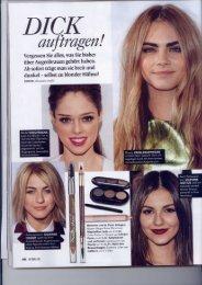 Seitenblicke Magazin, April 2013 - Moser Medical