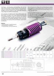 F3A Fliegen - Hacker Brushless Motors