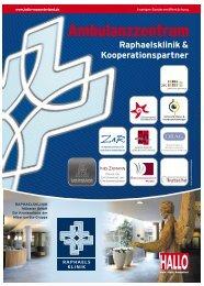 Ambulanzzentrum - Raphaelsklinik