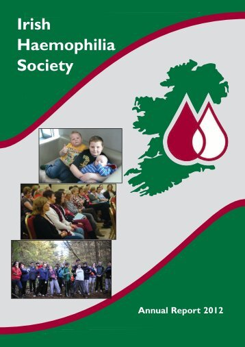 Financial Reports - Irish Haemophilia Society