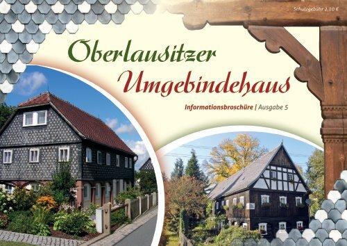 Oberlausitzer Umgebindehaus