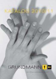 KATALOG 2010/11 - Grundmann Beschlagtechnik GmbH