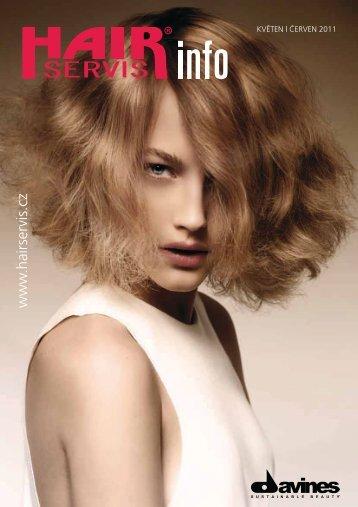 květen - červen 2011 - Hair servis