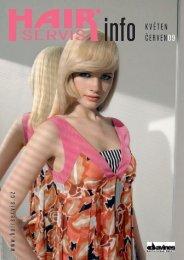 květen - červen 2009 - Hair servis