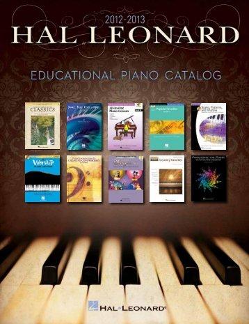 TAKE A - Hal Leonard