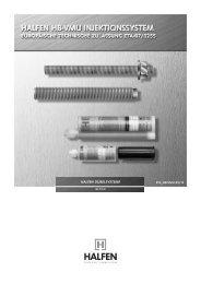 20 Einschlaganker M10 x 40 mit DIBt-VdS-Zulassung