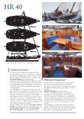 Range 2007 - Hallberg-Rassy - Seite 7
