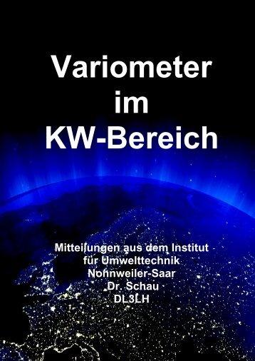 Variometer im KW - HAM-On-Air