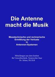 Messtechnische und rechnerische Ermittlung der ... - HAM-On-Air