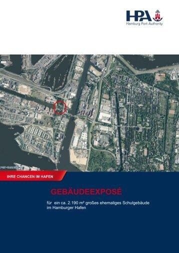 Expose Neuhöfer Schule - Hamburg Port Authority