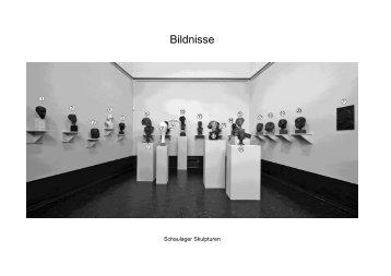 Bildnisse - Hamburger Kunsthalle