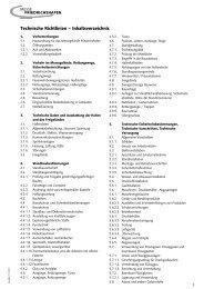 Technische Richtlinien - Eurobike
