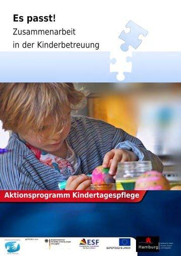 Vernetzte Kinderbetreuung - Hamburg